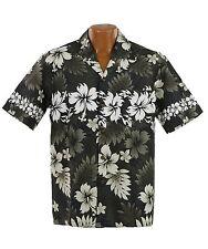 Hawaiian Camouflage Aloha Shirt