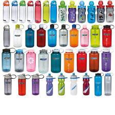 Nalgene Bottle Trink Wasser Flasche Outdoor Sport BPA Frei Schule Arbeit KiGa