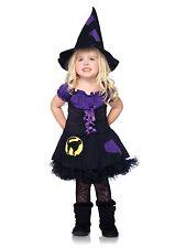 Black Cat Witch Girls Child Costume