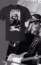 NEW Tom Petty Free Fallin BLACK T Shirt Super Fast Shipping
