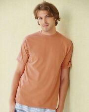COMFORT COLORS Plain Men's Cotton Pigment Dyed 6.1 oz.Short Sleeve Tees S-3X