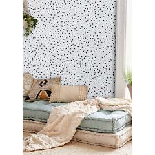 Drawn Dot Non-Woven wallpaper Simple wall mural Geometric traditional Home decor