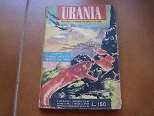 LA RIVISTA DI URANIA N. 12 - ORIGINALE ANNO 1953 QS OTTIMO