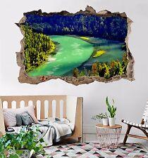 3D Pretty Lake 150 Wall Murals Wall Stickers Decal Breakthrough AJ WALLPAPER AU