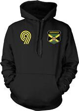 Jamaica Jamaican National Country Crest Pride The Reggae Boyz Hoodie Pullover