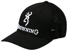 Browning Branded Cap-Black