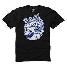 Bullterrier T-Shirt Bull and Terrier streetwear Listenhund Liste Bulleye S-5XL