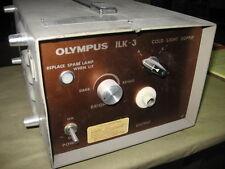 Olympus Cold Light Supply ILK-3
