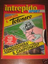 INTREPIDO SPORT 1988/42 TOTONERO MATT BIONDI VIALLI G.