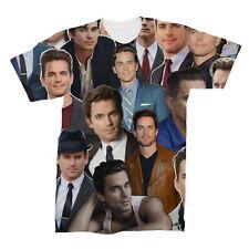 Matt Bomer Photo Collage T-Shirt