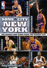 NBA: Sons of the City: New York (DVD, 2011) Basketball
