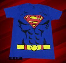 New DC Comics Superman Costume Men's T-Shirt