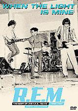 R.E.M. - When the Light is Mine... The Best of the I.R.S. Years 1982-1987 Video