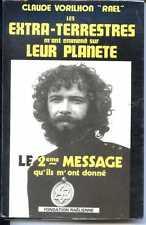 LES EXTRA-TERRESTRES M'ONT EMMENE SUR LEUR PLANETE - RAEL - 1978 - OVNI - UFO