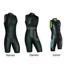 Camaro Black Tec Speedshorty für Männer, Frauen und Kinder Neoprenanzug Triathlo