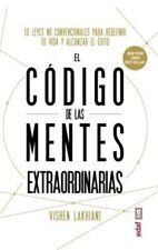 Codigo de Las Mentes Extraordinarias, El (Paperback or Softback)
