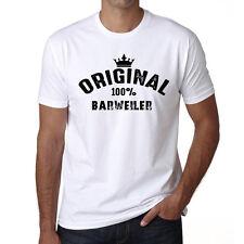 Original Barweiler Tshirt, Homme Tshirt Blanc, Cadeau Tshirt, Geschenk