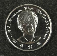 Niue 1 Dollar Coin 1997 UNC, Diana Princess of Wales (1961-1997)