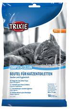 Trixie simple N Clean sacs pour chat Litière Bacs Extra Large 56 cm x 71 cm - 4051