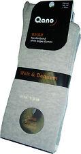 Herren-Relax Socken, mit Komfortbund unifarben im 3er Pack, Herrensocken