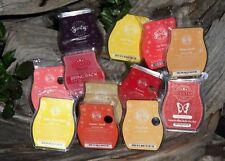 Scentsy Bars Your Choice Dominica Rustic Lodge Tea Party Vanilla Suede