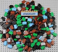 LEGO - Minifigure Suitcase / Briefcase - Luggage Bag Business Utensil Lot 4449