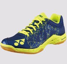 Yonex Lightest AERUS 2 Mens Badminton Shoes SHBA2MX, Navy, 3-Layer Power Cushion