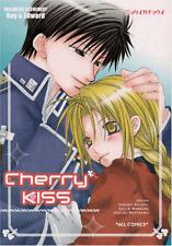 Fullmetal Alchemist doujinshi Roy x Ed Edward Cherry Kiss 80p Kanariya Holiday