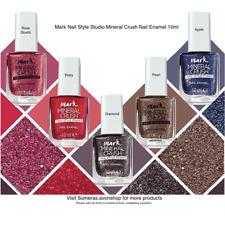 Avon Mark Nail Style Studio cotta minerale dello smalto per unghie 10ml ~ VARI ~ GRATIS P&P