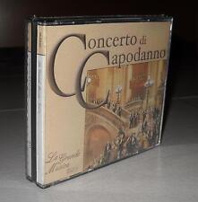 2 Cd CONCERTO DI CAPODANNO La grande musica vol. 5  Karajan Strauss NUOVO