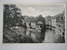 alte AK Hannover Leine-Insel Postkarten Foto-Karte