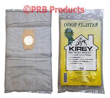 Kirby ODOR FIGHTER with Charcoal Universal Vacuum Bags Avalir SE Sentria Diamond