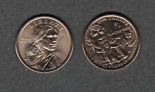EE. UU. $1 dólares 2018 'Native American' llegado d o p para la selección
