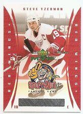 03/04 UPPER DECK MVP SPORTSNUT Hockey (#SN1-SN50) U-Pick from List