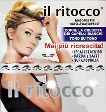 IRMA RITOCCO FLASH MASCARA CAPELLI COPRENTE TONO SU TONO VARI COLORI