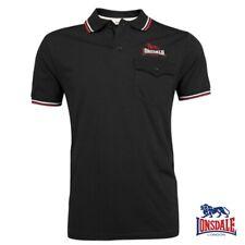 Lonsdale Polo Hombre LYNTON Camiseta LONDON BOXING GB S hasta 3xl NUEVO