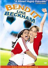 Bend It Like Beckham (DVD, 2003, Pan & Scan)