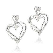 925 Silver 2.8 CARAT Sapphire Tennis Bracelet - 2 Metals
