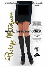 1 paire Mi-bas femme Matignon couvrant avec manchette Confort art confort 60