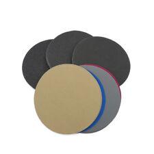 150mm Schleifscheiben Klett Schleifpapier Exzenter 60-10000 Rund Schleifblätter
