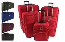 ARIANA Lightweight Luggage Set Suitcase Travel Cabin Bag Hand Luggage - RT42