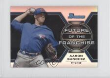 2013 Bowman Draft Picks & Prospects #' Aaron Sanchez Toronto Blue Jays Card