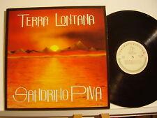 Orchestra SANDRINO PIVA disco LP 33 giri TERRA LONTANA Vol. 15 Made in Italy