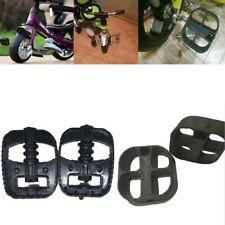 1 Pair Kunststoff Kinder Trike Dreirad Fahrrad-Pedal Fahrrad-Fußbrett Ersatz