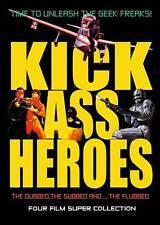 Kick Ass Heroes 4-Film Set [Import] DVD