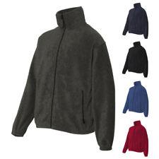 Sierra Pacific Boys Kids Coats Youth Fleece Full-Zip Jacket 4061