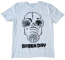AMPLIFIED GREEN DAY 21st Century Breakdown Gas Mask Rock Star Vip T-Shirt g.L