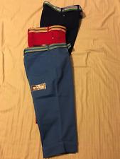 Gloria Vanderbilt, Reg&Plus: Women 5 Pocket, Roll Cuff Capri Pant/Belt: 3 Colors