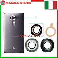 LG G4 H810 H811 H815 Lente Vetro Vetrino Posteriore Cover Camera Fotocamera