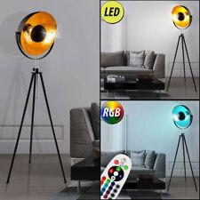 LED Lámpara Pie Dormitorio RGB CONTROL REMOTO cambio de color Iluminación móvil